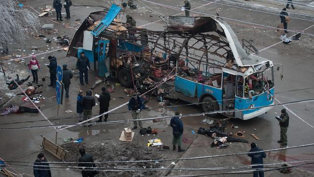 'Brein aanslagen Volgograd gedood'