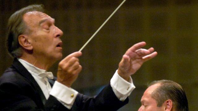 Italiaanse dirigent Claudio Abbado overleden