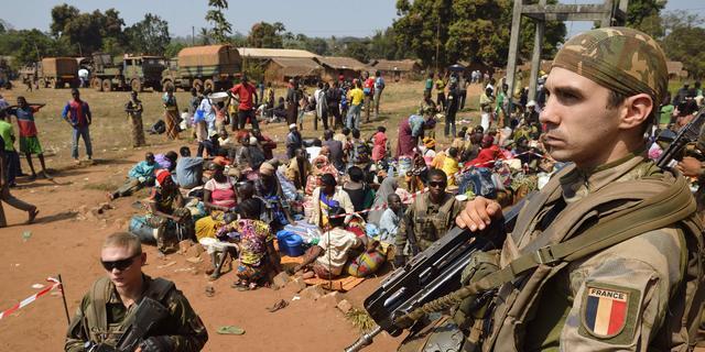 VN-chef zinspeelt op meer troepen voor CAR