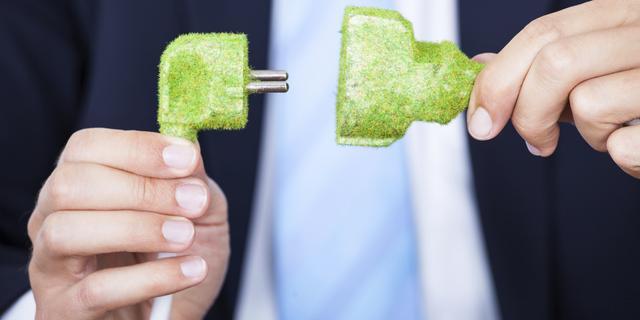Groene stroom blijkt goedkoopst