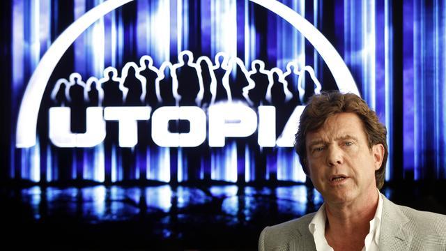 Realityserie Utopia verkocht aan Turkije