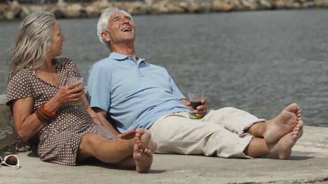 'We rekenen ons arm met ons pensioen, terwijl we heel rijk zijn'
