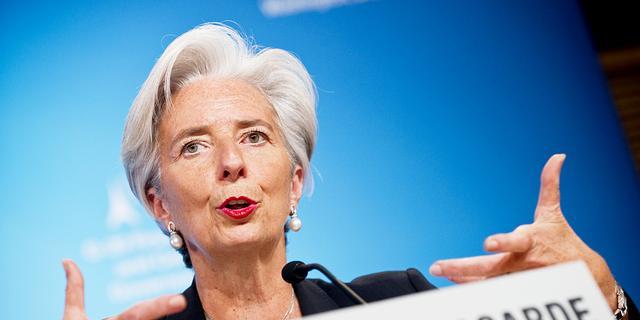 Lagarde waarschuwt voor bankencrisis
