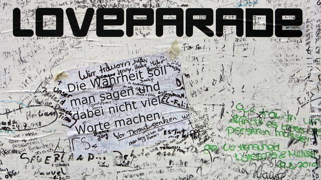 Duisburg herdenkt slachtoffers Love Parade