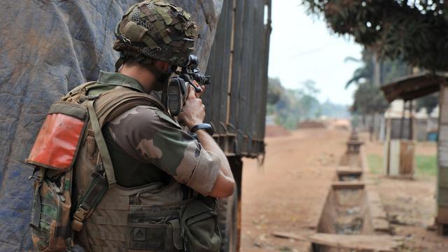 Militairen Tsjaad achter schietpartij Bangui