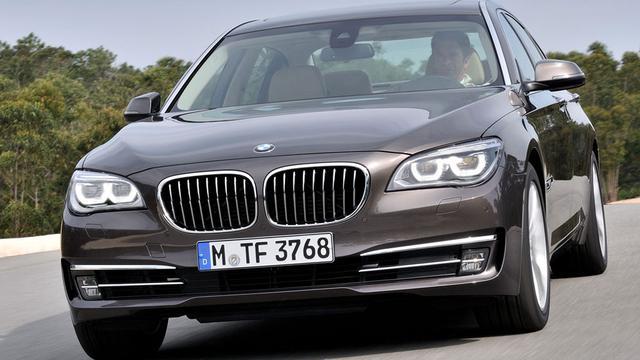 'BMW komt met M7'