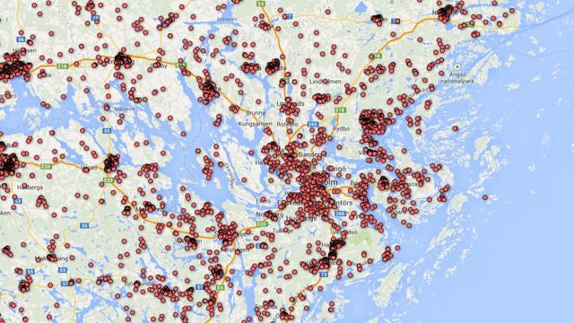 Zweden kunnen met website strafblad buren opvragen