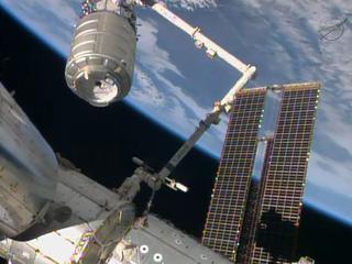 Zonder subsidie moeten Amerikaanse astronauten op aarde blijven