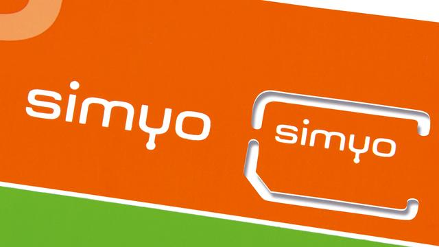 Simyo beperkt negatief prepaidtegoed na waarschuwing ACM