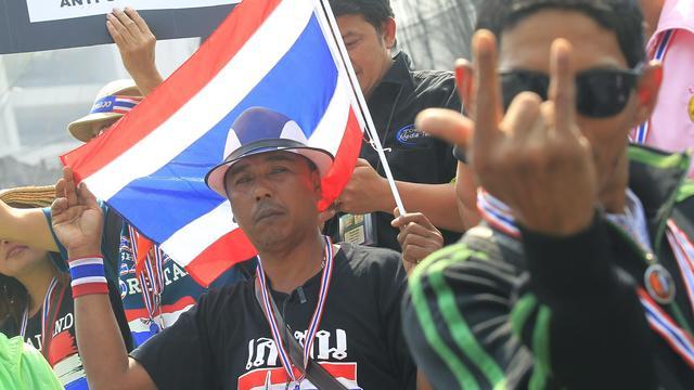Ultimatum till thailands regering