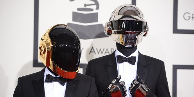 'Daft Punk hint op tournee in 2017 met website'