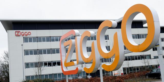 Ziggo ziet omzet stijgen door groei mobiele tak