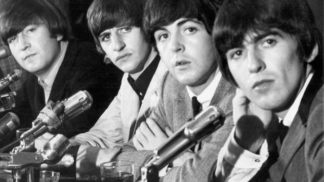 The Beatles favoriete artiesten van Amerikanen