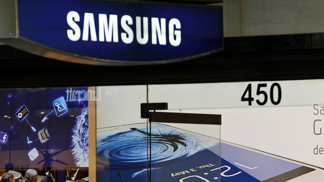 Samsung gaat winkels openen in Nederland