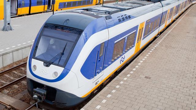 Treinverkeer rondom Leiden uren gestremd