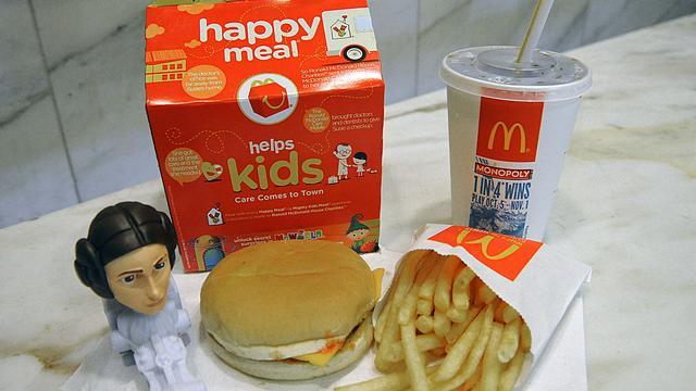 Medewerker McDonalds VS verkoopt heroïne in Happy Meals