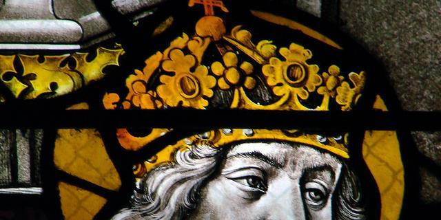 Karel de Grote was ook letterlijk groot