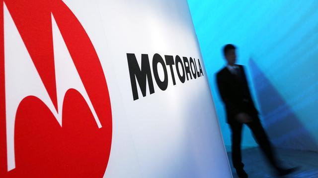 'Zebra Tech koopt deel Motorola Solutions'
