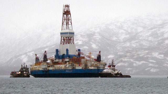 Shell houdt optie op boren in Alaska in 2015