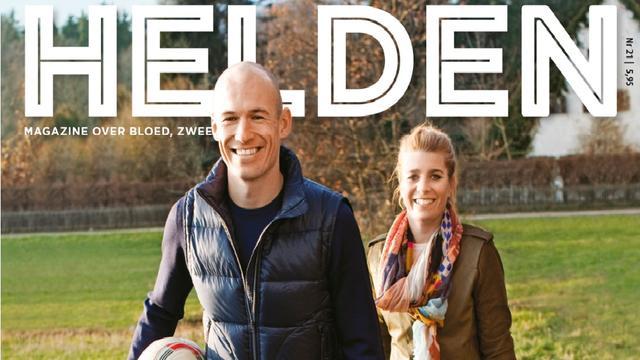 Helden Magazine weer volledig in handen van familie Barend
