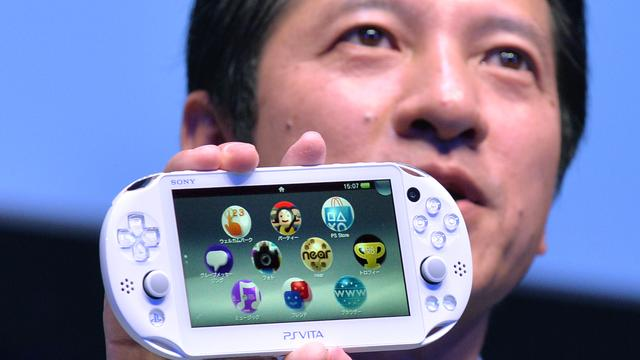 Sony maakt geen first party-games voor PlayStation Vita