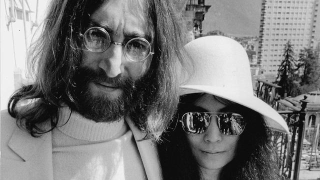 Vanavond op televisie: Docu John en Yoko | Romcom Ja ik wil!