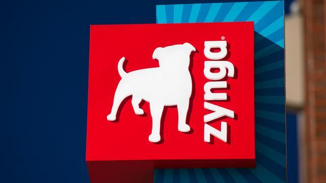 Spelersaantal stijgt licht voor spelletjesmaker Zynga