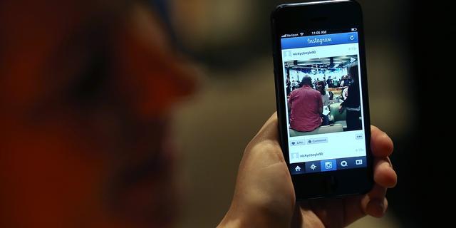 'Grote reclamedeal Instagram met Omnicom'