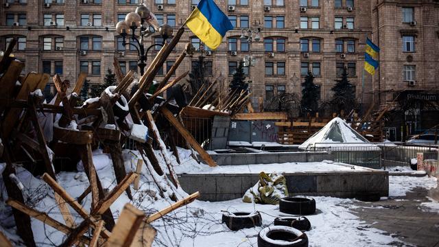 Mishandelde activist Oekraïne mag naar EU