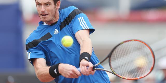 Murray doet mee aan ABN Amro-toernooi