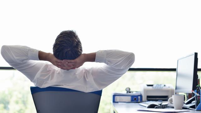 Open raam belangrijk voor gezonde kantooromgeving