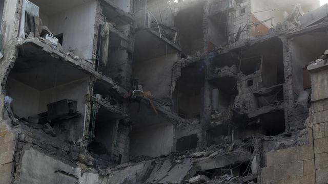 Syrische rebellenleider gedood door zelfmoordaanslag