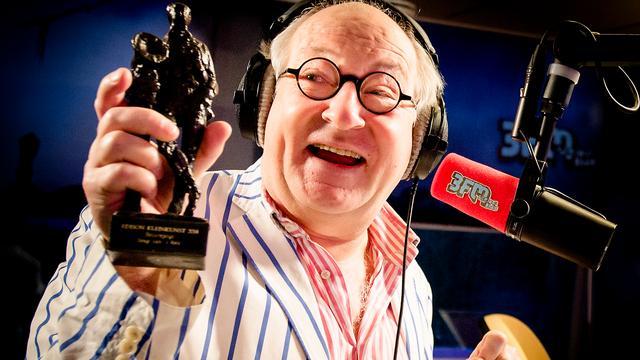 Youp van 't Hek ontvangt Edison Oeuvreprijs