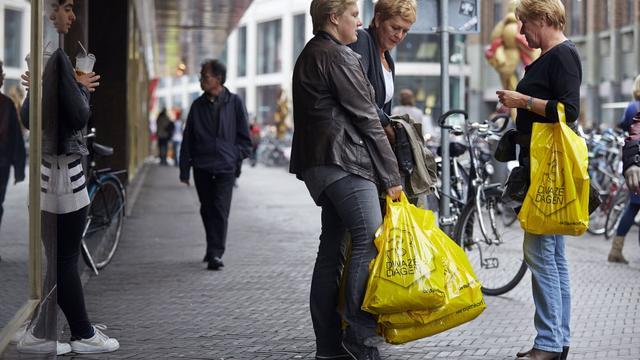 Gratis plastic tasjes in de ban