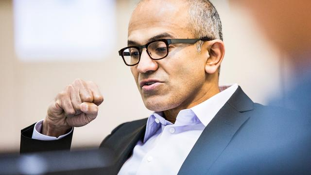 'Microsoft-ceo Nadella naar China om mededingingsonderzoek'