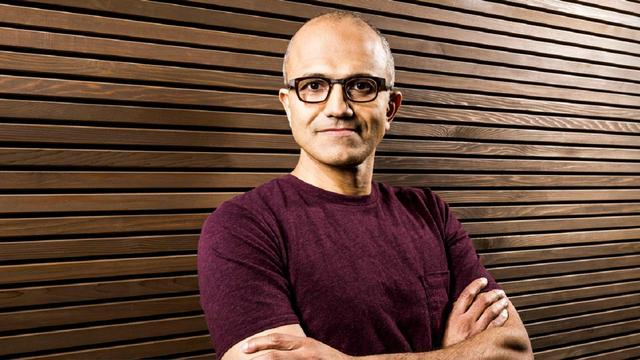 Riante beloning voor nieuwe topman Microsoft