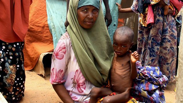 'Meer honger dreigt door klimaatverandering'