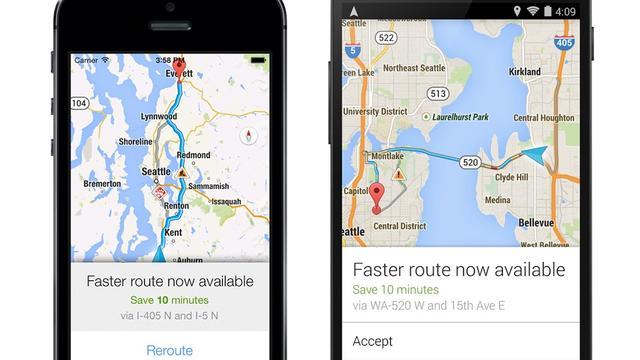 Google voegt meer taxidiensten toe aan Maps