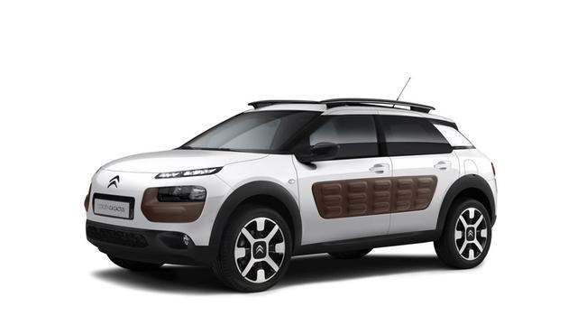 Citroën voert productie C4 Cactus op