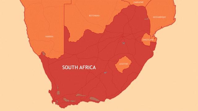 Zuid-Afrikanen vieren twintig jaar zonder apartheid