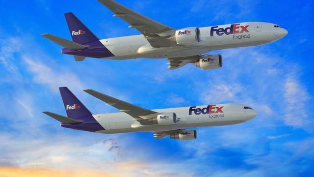 'FedEx koopt voor miljarden vliegtuigen'