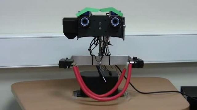 Vriendelijke robot moet relatie tussen mens en robot verbeteren