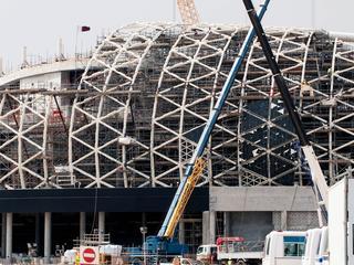 Britse krant wint hoofdprijs voor verhaal over uitbuiting van werknemers in Qatar