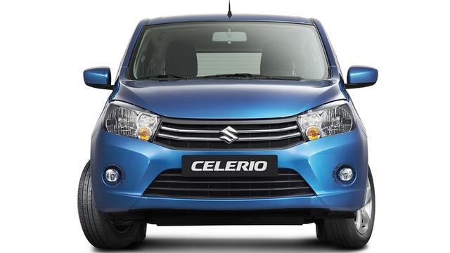 Suzuki Celerio volgt Alto op