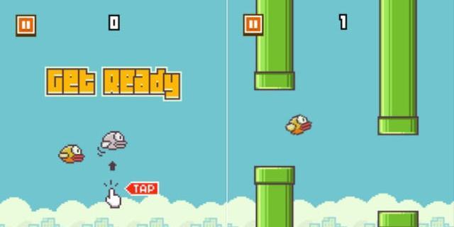 Flappy Bird-maker wil spel offline halen