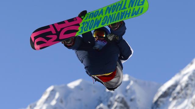 Olympische Spelen begonnen met kwalificatie slopestyle
