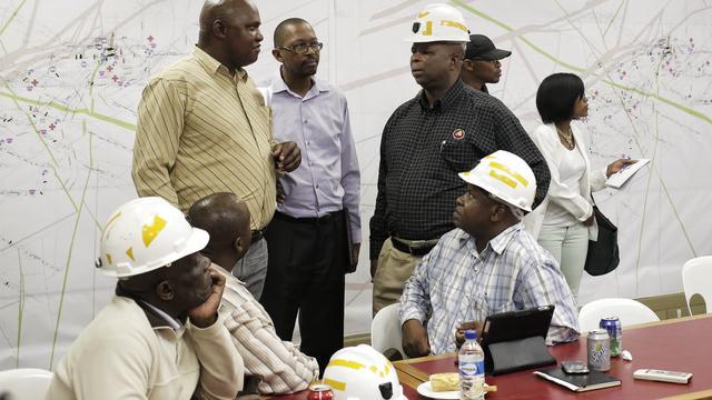 Lichamen van mijnwerkers in Zuid-Afrika geborgen