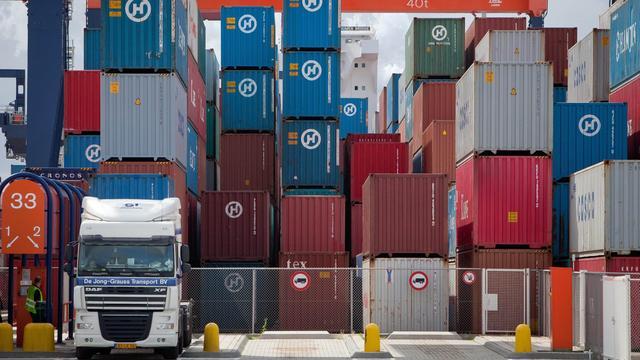 Nederlands handelsoverschot op 52 miljard euro