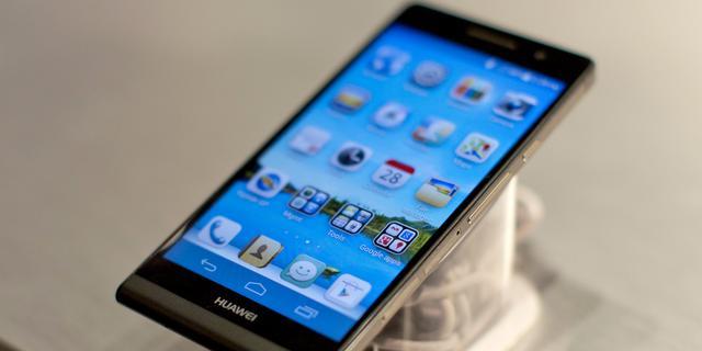 Foto's tonen Huawei Ascend P7 en nieuwe tablet