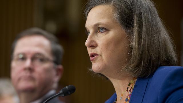 Amerikaanse onderminister beledigt EU in gelekt gesprek
